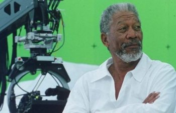 Surpriza de proportii pentru o romanca: Morgan Freeman i-a narat povestea de la Untold si i-a multumit