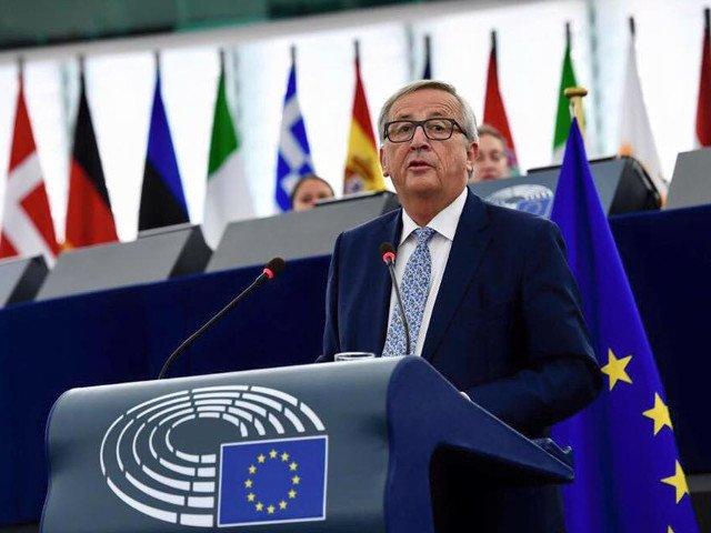 Juncker indeamna la organizarea unui summit al UE la Sibiu. Iohannis saluta propunerea