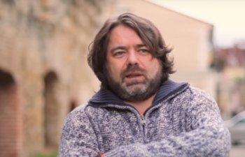Senatorul Mihai Gotiu sustine ca a fost batut de Mirel Palada in pauza unei emisiuni TV / VIDEO