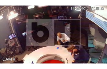 Filmarea integrala in care Mirel Palada l-a batut pe senatorul Mihai Gotiu / VIDEO