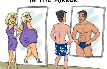 7 imagini amuzante care arata cat de diferite sunt femeile de barbati