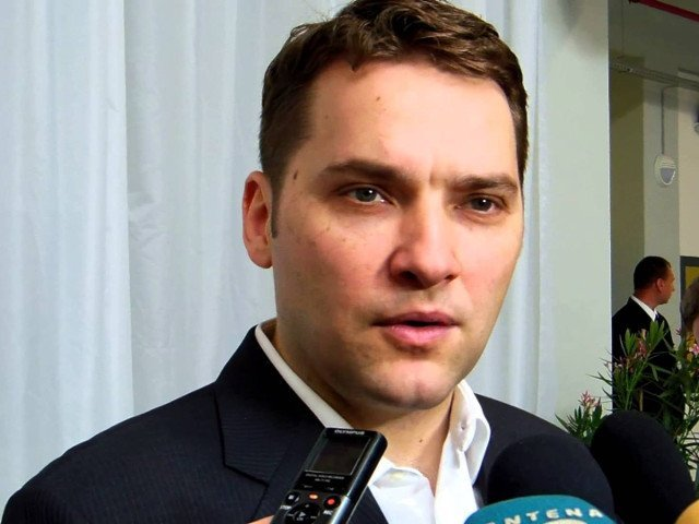Dan Sova, condamnat la trei ani de inchisoare cu executare in dosarul CET Govora