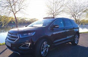 GALERIE FOTO. Ford Edge – probabil cel mai frumos SUV