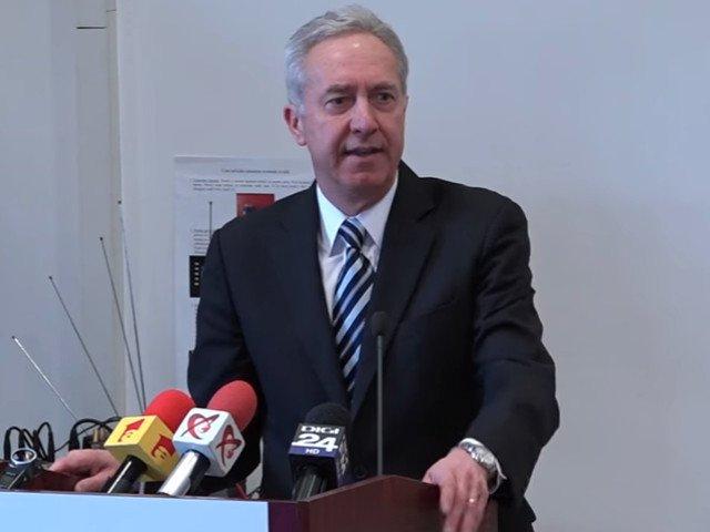 Hans Klemm: SUA sunt ingrijorate in legatura cu propunerile ministrului de Justitie
