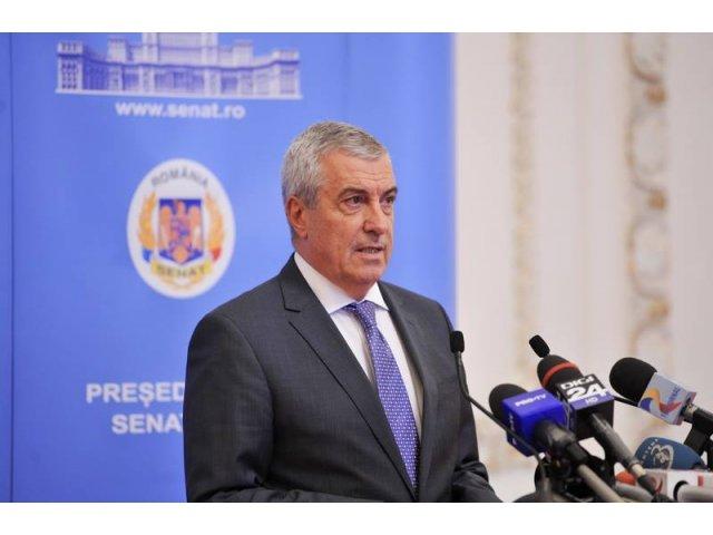 Calin Popescu Tariceanu: Eu n-am vazut nicio scumpire la carburant