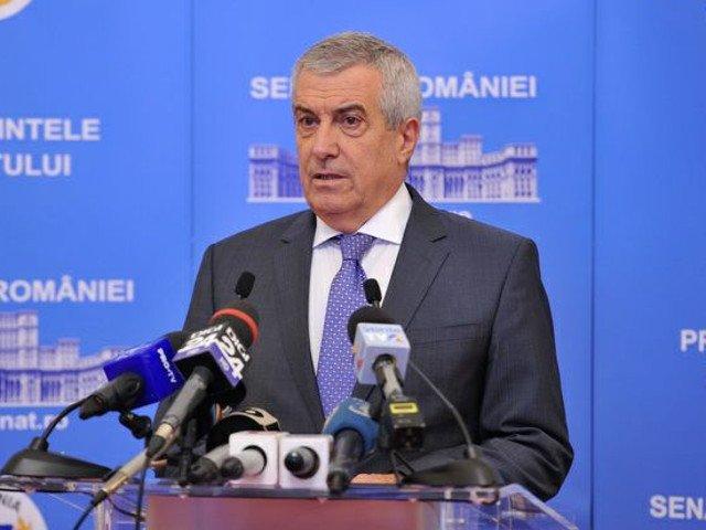 Tariceanu, mesaj dur catre Iohannis: Va consider un om politic orbit de putere, asemenea fostului presedinte Basescu