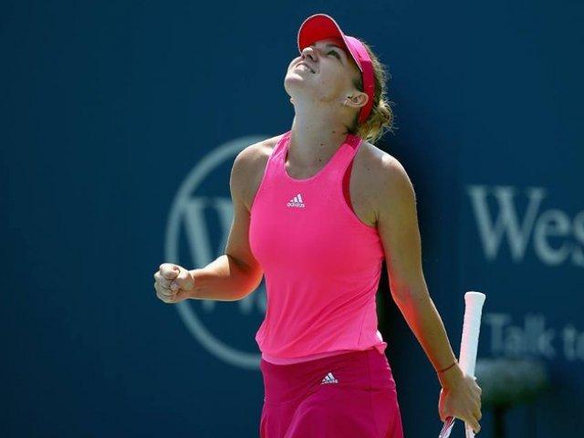 China Open: Simona Halep o invinge pentru prima data pe Maria Sharapova