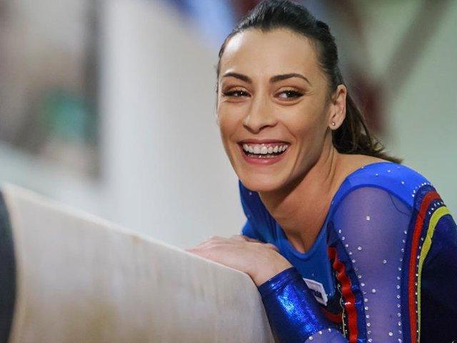 "Gimnasta Catalina Ponor a anuntat ca se retrage din activitate: Am decis sa spun ""stop"""