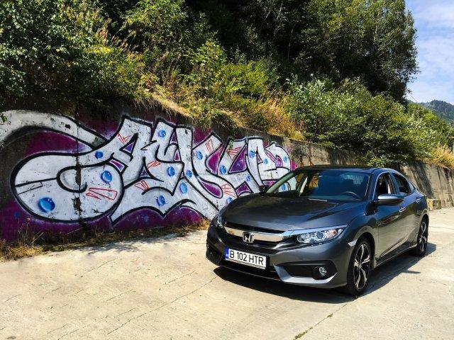 """TEST-DRIVE. Honda Civic Sedan - alegerea celor """"educati"""" despre lumea auto"""