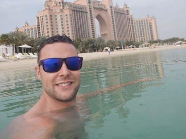 Britanic arestat in Dubai, dupa ce a atins pe sold un barbat