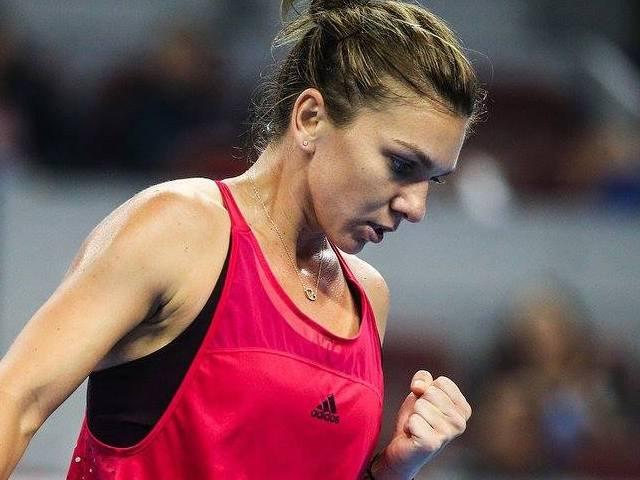Simona Halep: Nu am pierdut eu meciul acesta, Caroline Garcia l-a castigat