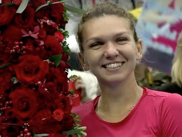 WTA a actualizat clasamentele: Simona Halep, pe locul I, atat la general, cat si in ierarhia pentru Turneul Campioanelor