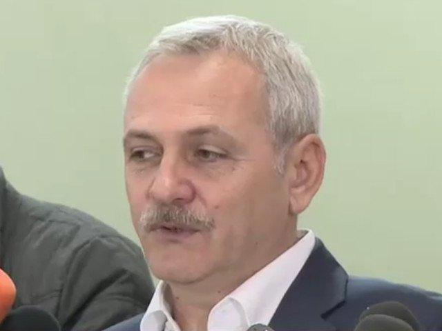 Dragnea, despre Dosarul Belina: Cred ca sesizarea la Curtea Constitutionala o va face domnul Tariceanu