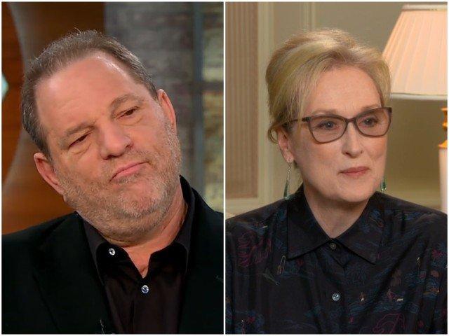 """Acuzatii la adresa producatorului Harvey Weinstein. Meryl Streep il critica pentru comportamentul sau """"dezonorant"""""""