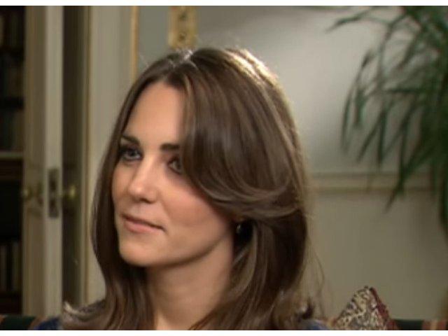 Kate Middleton, prima aparitie de cand a anuntat ca este insarcinata pentru a treia oara