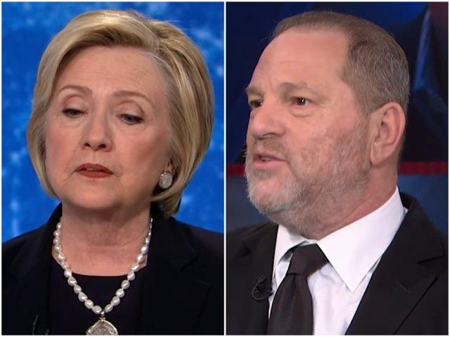 [Video] Hillary Clinton, despre scandalul sexual in care este implicat Weinstein: Este ceva intolerabil
