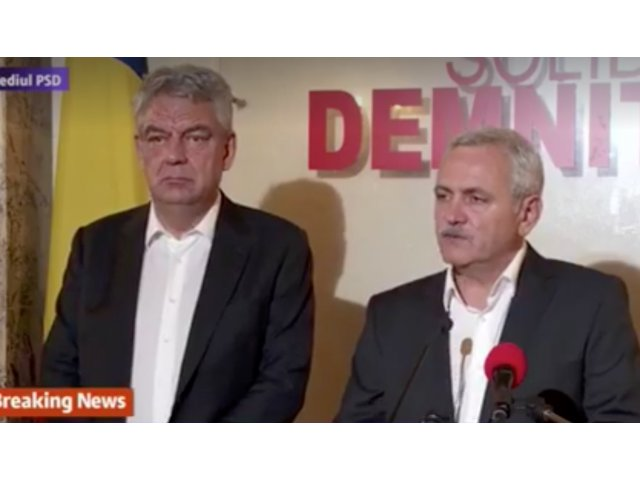 Mihai Tudose obtine remanierea Guvernului: Sevil Shhaideh, Rovana Plumb si Razvan Cuc au demisionat