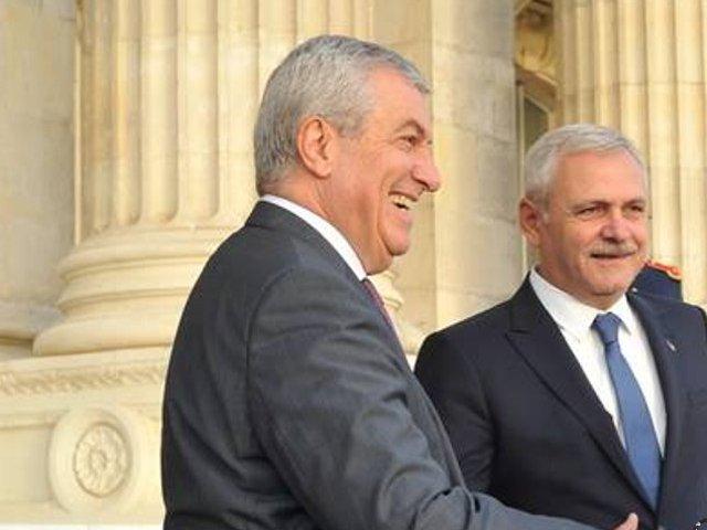 Intalnire Dragnea - Tariceanu pentru a discuta situatia ministrului Viorel Ilie