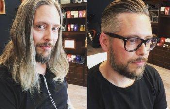 O simpla tunsoare poate face diferenta! 10 transformari spectaculoase ale barbatilor, dupa ce au mers la frizer