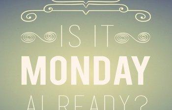 Asa incepe saptamana! 10 fotografii care ilustreaza in mod desavarsit o zi de luni