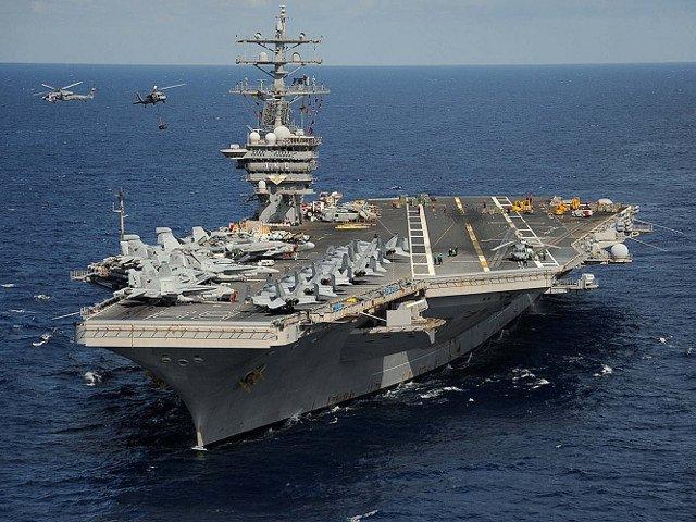 SUA si Coreea de Sud au initiat manevre navale comune in Marea Japoniei si Marea Galbena