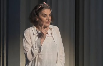 "Campania #MeToo: Mesajul tulburator transmis de Maia Morgenstern: ""Ma doare pana la strigat, pana la disperare"""