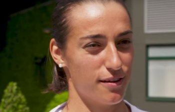 Caroline Garcia, despre debutul de la Turneul Campioanelor impotriva Simonei Halep: E cel mai greu start pentru mine