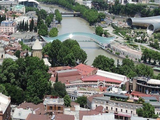 Un fost fotbalist, ales primar al orasului Tbilisi