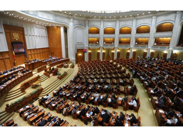 Parlamentul va avea statie de incarcare pentru masinile electrice: senatorii si deputatii vor trebui sa plateasca pentru incarcarea masinilor personale