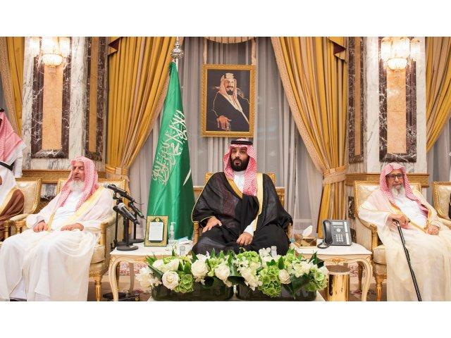 Zece printi si zeci de fosti ministri arestati in Arabia Saudita