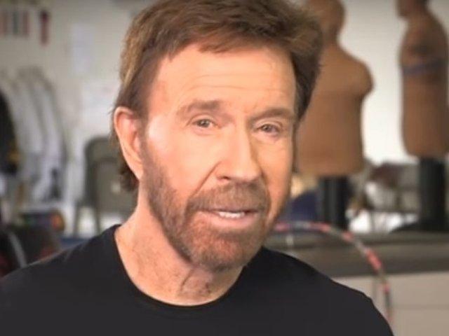 """Chuck Norris renunta la cariera pentru a se dedica sotiei care ar fi fost """"otravita"""""""