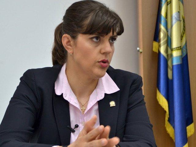 Kovesi a fost chemata din nou la Comisia de ancheta in legatura cu alegerile din 2009