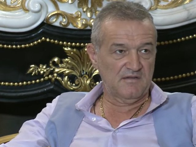 Gigi Becali: Singurul roman care poate concura cu mine financiar este Tiriac