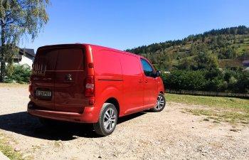 GALERIE FOTO. Peugeot Expert - un altfel de test-drive