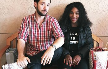 Serena Williams s-a casatorit cu Alexis Ohanian