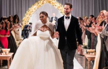 Vogue a publicat primele fotografii de la nunta Serenei Williams