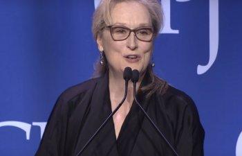 Meryl Streep: Am fost batuta atat de rau incat a trebuit sa ma prefac moarta