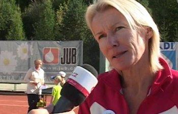 Jucatoarea de tenis Jana Novotna a decedat la varsta de 49 de ani