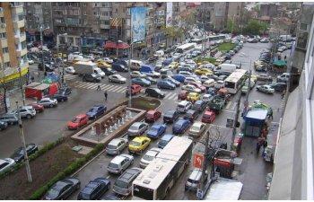 Orasul cu cel mai aglomerat trafic din Europa: 9 zile pe an pierd soferii blocati in ambuteiajele din Bucuresti