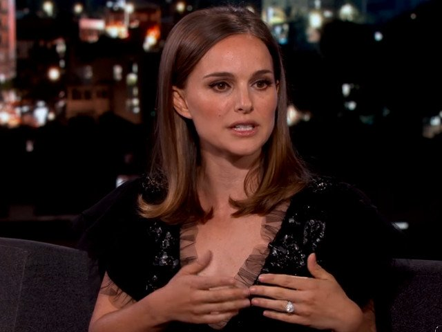 """Natalie Portman marturiseste ca a fost implicata in """"sute de povesti"""" de hartuire sexuala"""