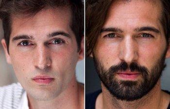 Inainte si dupa... barba! 10 fotografii care dovedesc ca barbatii pot deveni de nerecunoscut daca nu se barbieresc