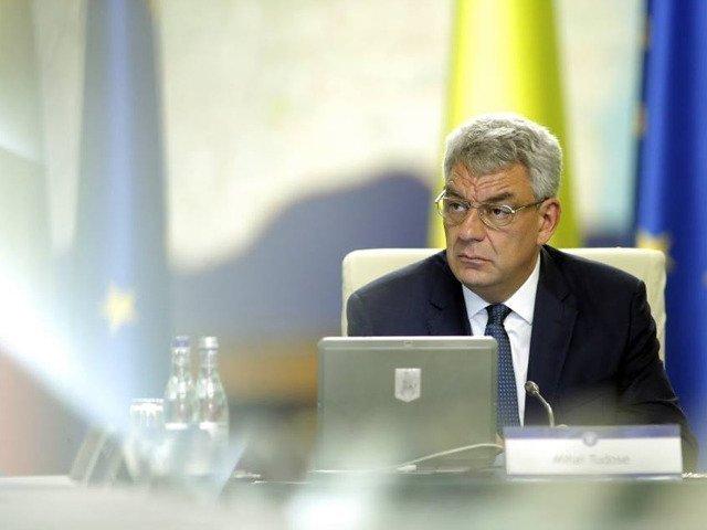 Mihai Tudose acuza BNR ca nu a intervenit pentru a opri deprecierea leului