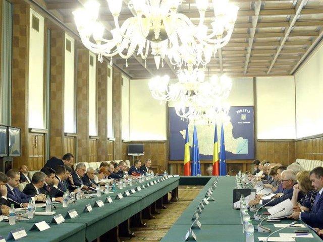 Guvernul a aprobat proiectul de buget pentru 2018