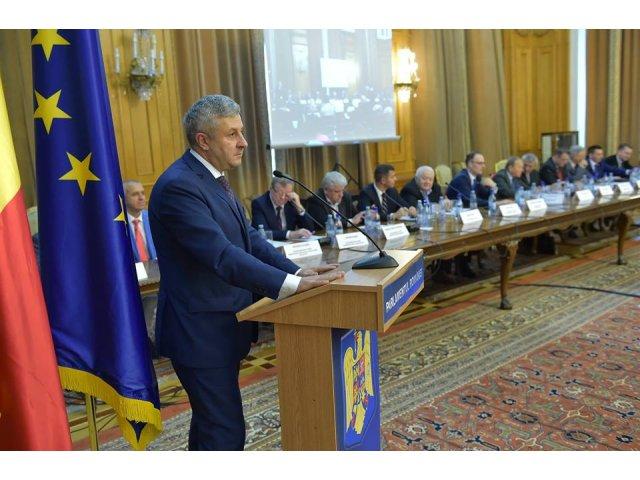 Dezbaterile comisiei speciale pentru legile justitiei, suspendate in cele trei zile de doliu national