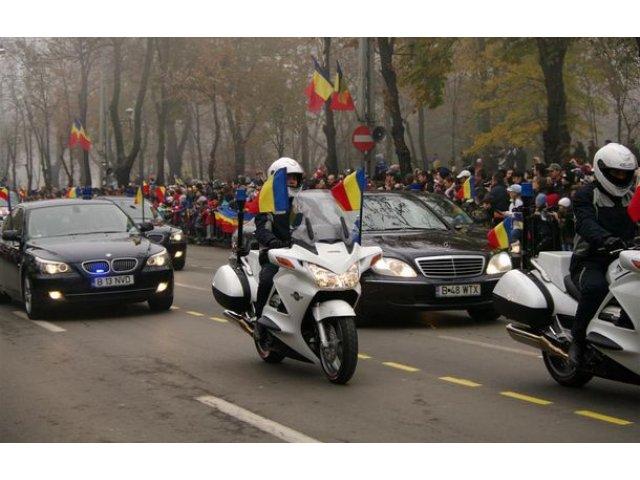 SPP vrea 3 masini blindate pentru transportul demnitarilor: omul de afaceri Ion Tiriac este singurul participant la licitatie