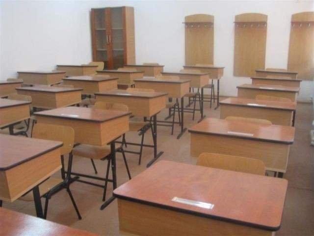 Constanta: Elev retinut de politisti dupa ce a agresat o profesoara la ore