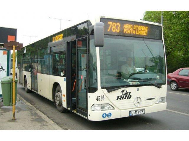 Wi-fi in RATB: internetul gratuit este disponibil, deocamdata, intr-un singur autobuz din Bucuresti