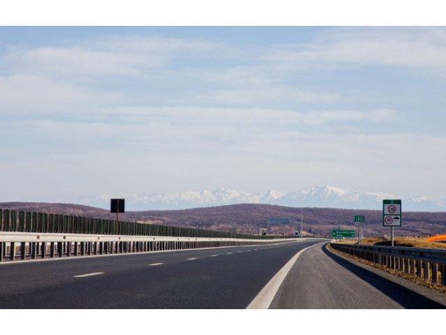 Promisiuni pentru 2018: inca 150 de kilometri de autostrazi, dupa ce in 2017 s-au inaugurat doar 15 kilometri