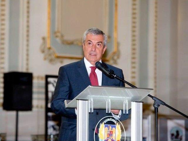 Tariceanu: Interceptarea din 2014, o dovada in plus a ceea ce am spus despre existenta statului paralel