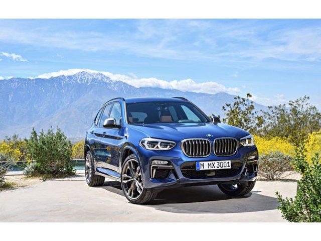 SUV-uri de performanta: motor de 3.0 litri si 475 de cai pentru X3 M si X4 M